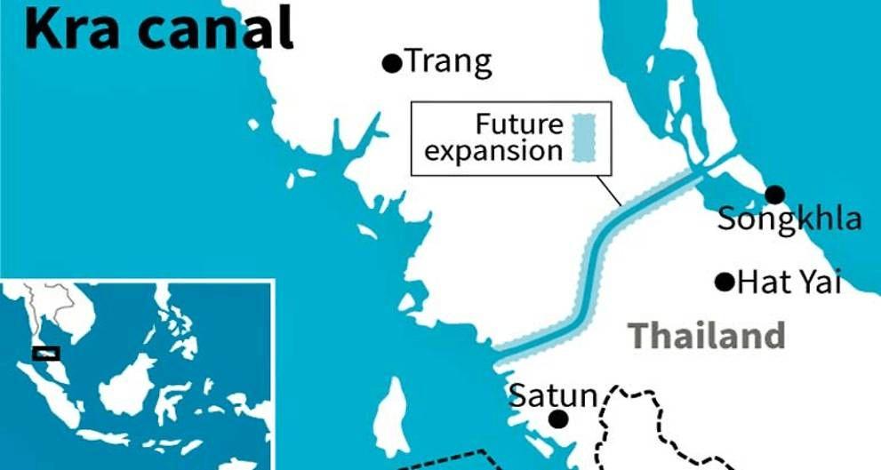 CHINA STILL WANTS TO FUND THAILAND'S US BILLION HIGH-SPEED RAILWAY