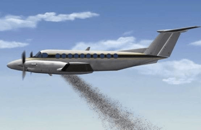 THAILAND BOMBS THE COUNTRY WITH TREE SEEDS