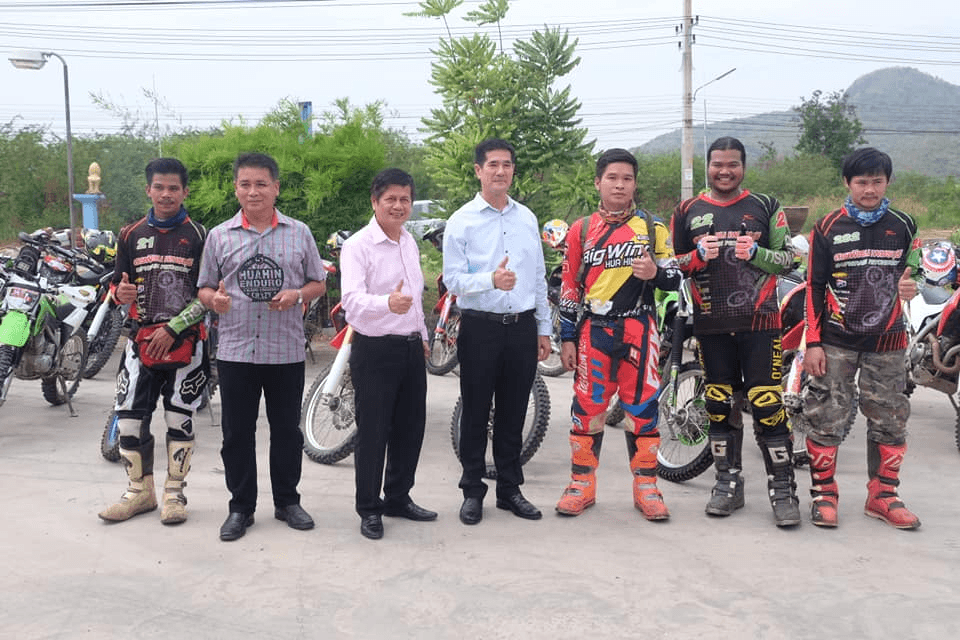 HUA HIN MOTOCROSS BIKING
