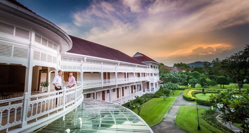 THE HISTORIC CENTARA RESORT SET FOR A NEW LEASE