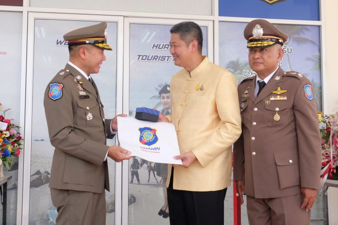 NEW TOURIST POLICE STATION OPENS