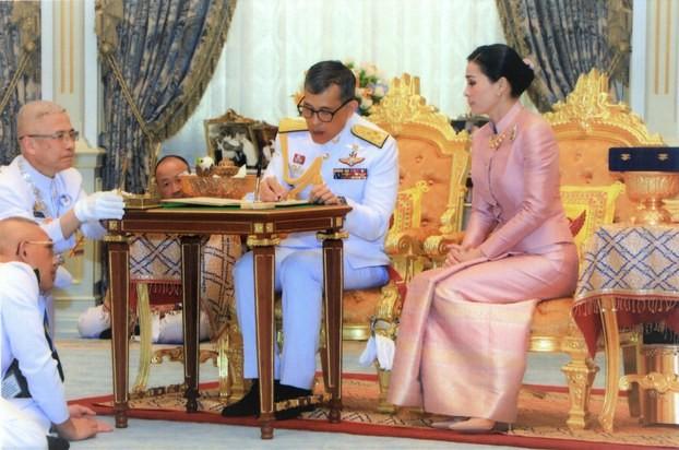 THAILAND HAS A NEW QUEEN