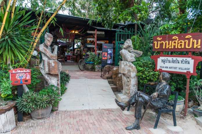 Baan Sillapin – Revealing Artistic Passions in Hua Hin