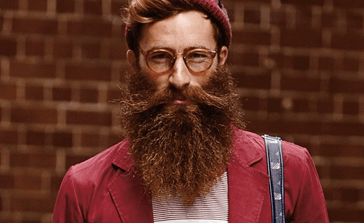 Beards Keep You Healthy and Handsome