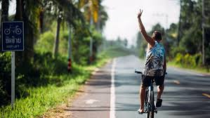 Aleenta Hua Hin Welcoming Cyclists