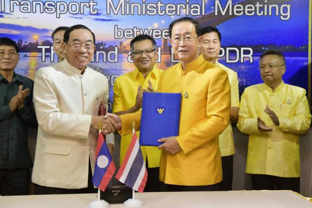 TWO MORE MEKONG BRIDGES NEEDED SAYS THAILAND MINISTER