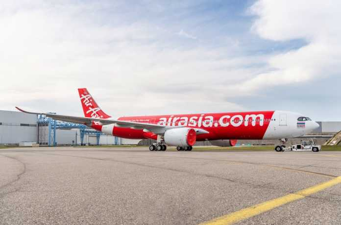 AirAsia Unveils the New A330neo