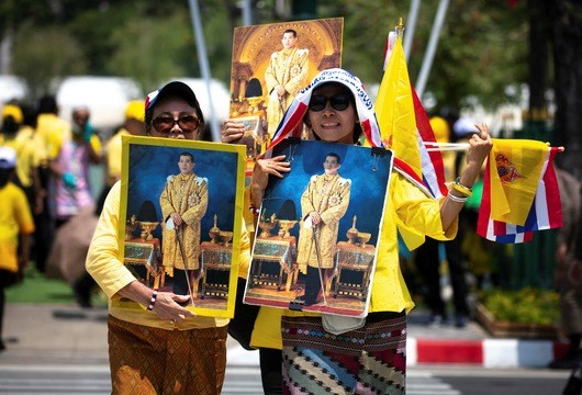 BIG CROWDS ANTICIPATED FOR THE KING'S BIRTHDAY FUN RUN IN HUA HIN