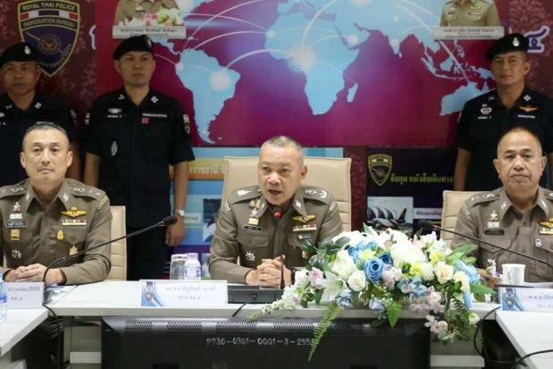 Immigration Crackdown Arrests 2,200 in Isaan