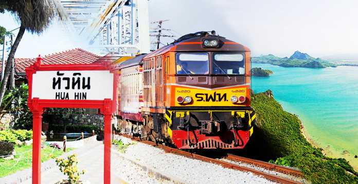 UPDATE: Double Track Rail Set to Reduce Rail Travel Time to Hua Hin BY 2022