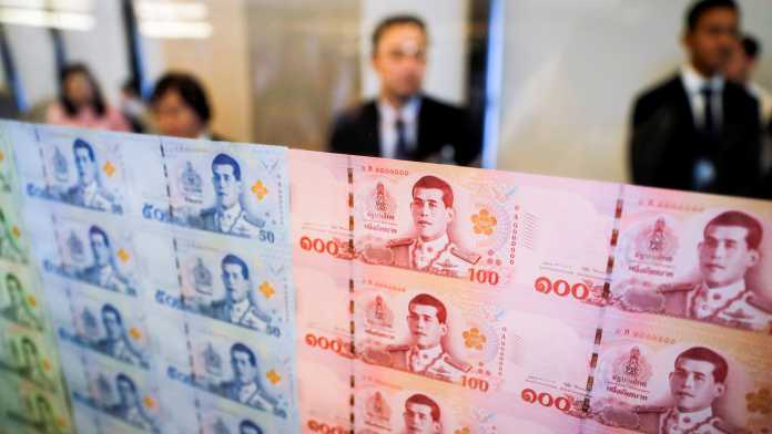 Steps Taken To Curb Speculation on the Baht