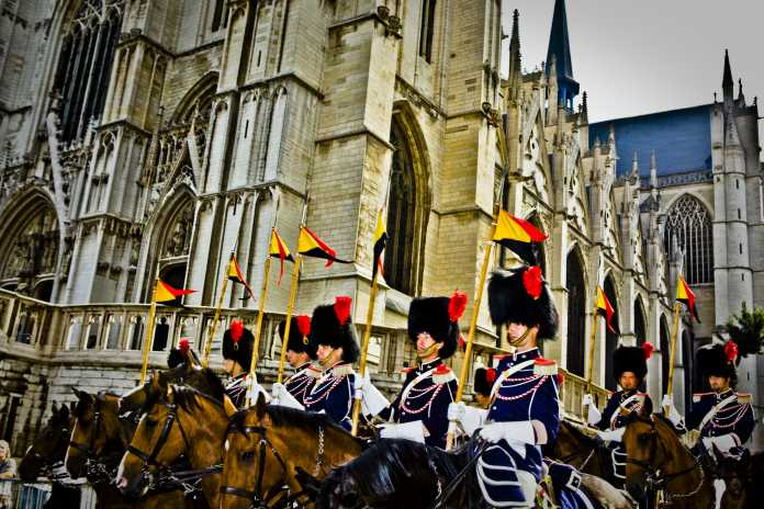 National Independence Day in Belgium