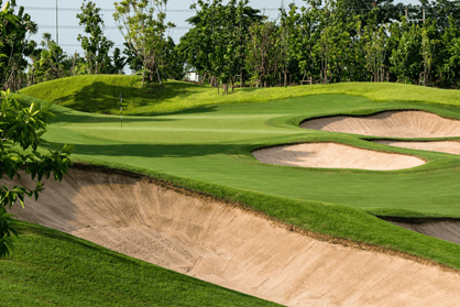 An Out of Region Golf Review: 3 X 6 = 18 at  the Nikanti Golf Club