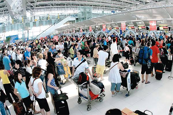 More Check-In Resources For Bangkok Airports