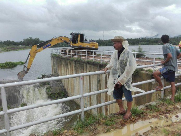Concerns Over Prachuap Khiri Khan Dam Leaks