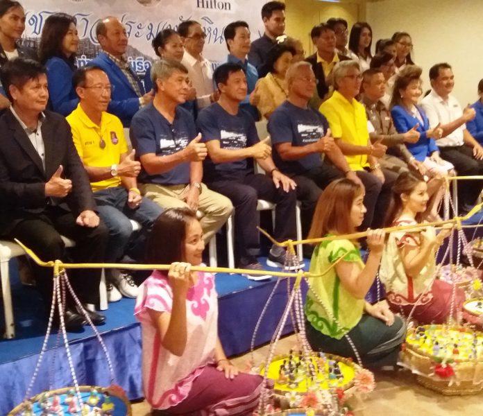 'Making Merit, Floating Bad Luck Away'; the Blessing of the Fleet -- Thai Style