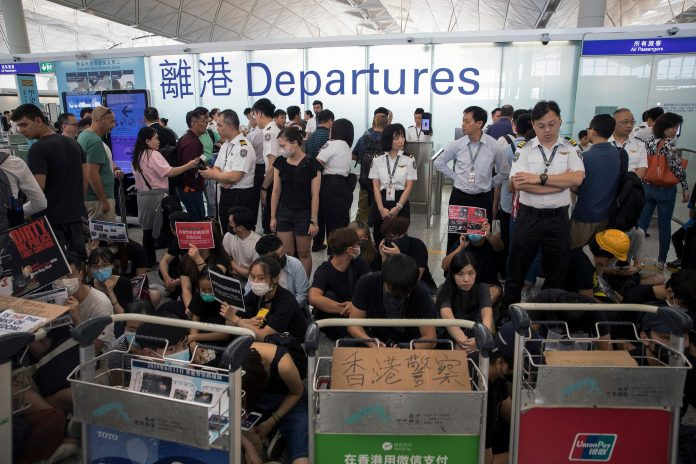 HK Bracing for Another Weekend of Protests