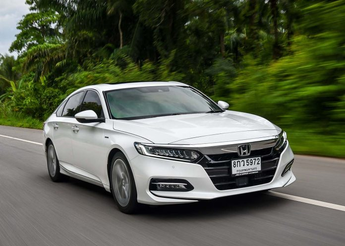 Honda to Move Accord Hybrid Production to Thailand