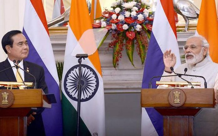 India-Thailand Trade up 60% in 2 Years