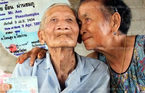 Is the World's Oldest Person this Thai Man?