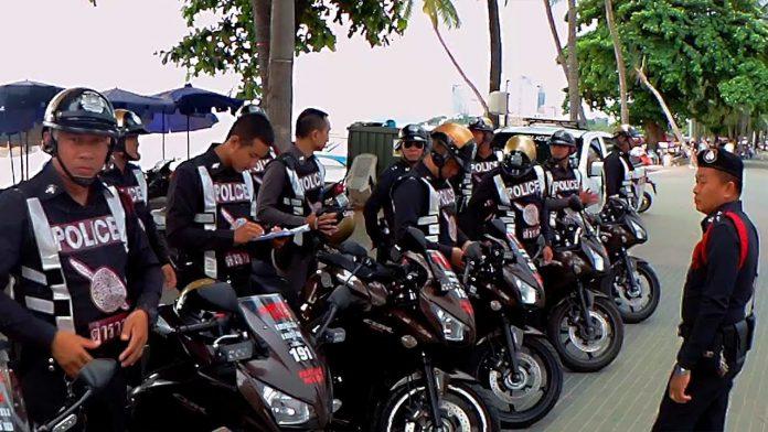 Putting Bangkok Traffic Police to the Test