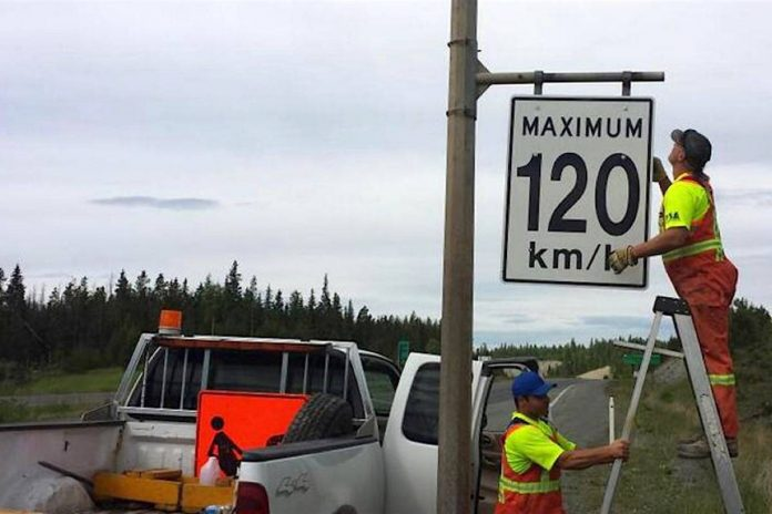 Speed Limit Increase Under Further Review