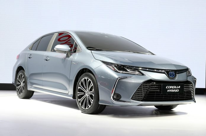 The 2019 Corolla Altis; Now With Hybrid Options