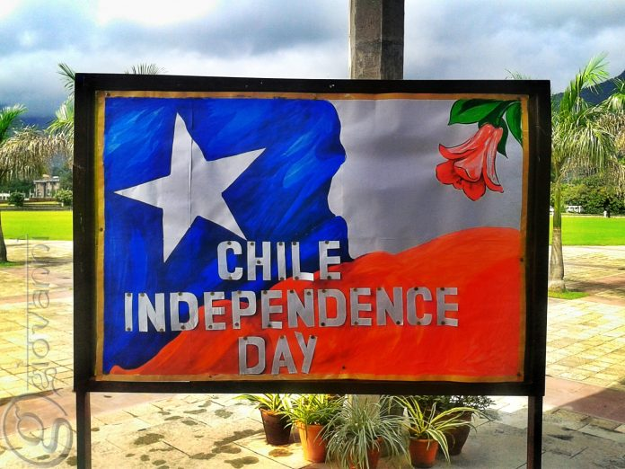 Chile Independence Day - September 18th