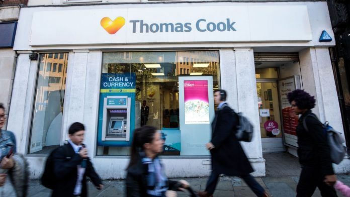 Thomas Cook Debt May Strand Customers Abroad