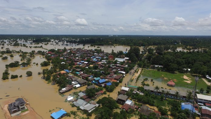 Northern Provinces Disaster Update: Aid Flooding In; Televised Appeal Tuesday Night