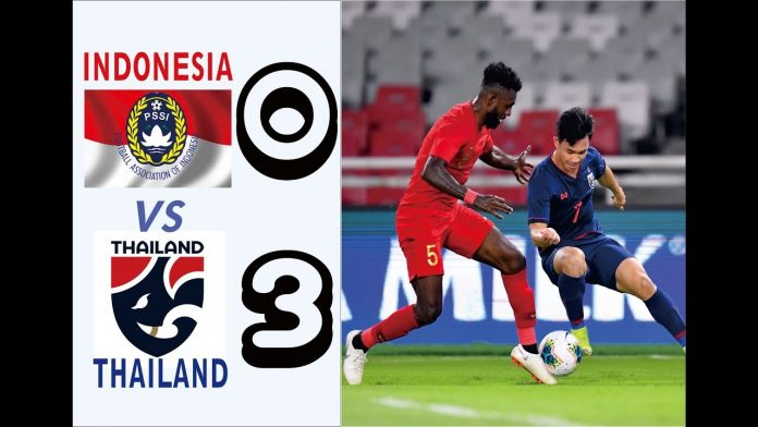 World Cup Qualifiers:  Indonesia 0, Thailand 3