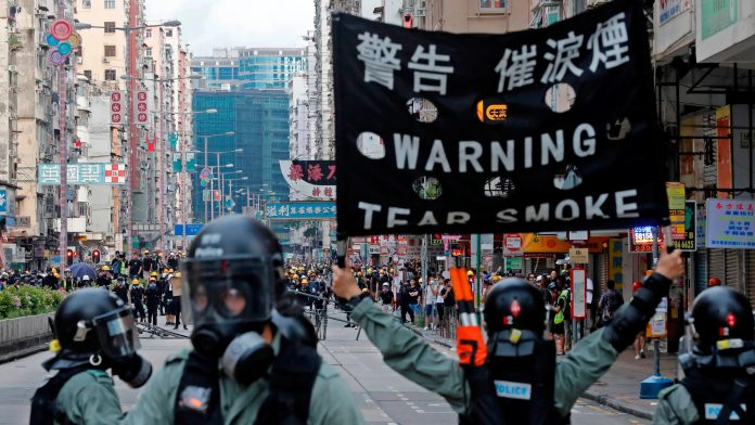 Hong Kong Crisis Update:  Hotel Occupancy Rates Reflect the Ongoing Disruptions