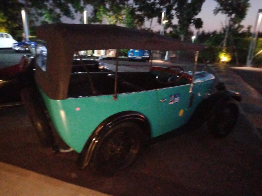 Polka Dots Everywhere at the 17th Hua Hin Vintage Car Parade Finale