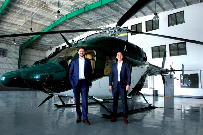 HUA HIN–BANGKOK–PATTAYA COMMUTER CHOPPER FLIGHTS PROPOSED