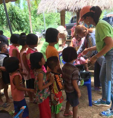 JUNGLE AID HUA HIN NEEDS YOUR SUPPORT