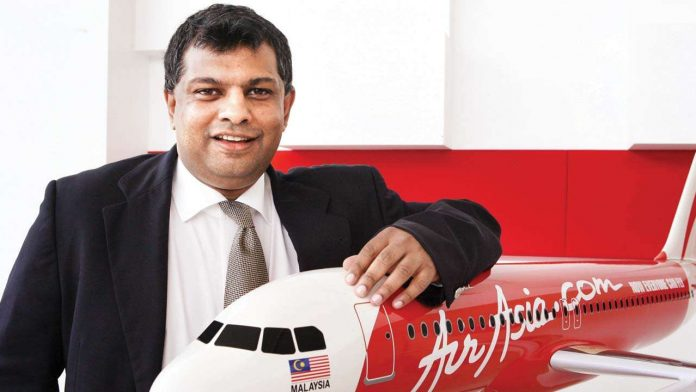 CEO TONY FERNANDES' VISION FOR AIR ASIA'S 'NEW NORMAL'