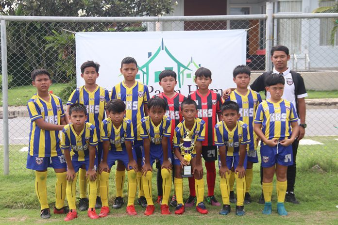 KKS Academy wins Orchid Palm Homes Cup II