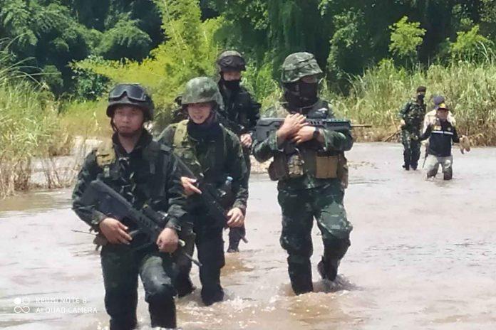 Covid Concerns at Myanmar & Cambodia Borders