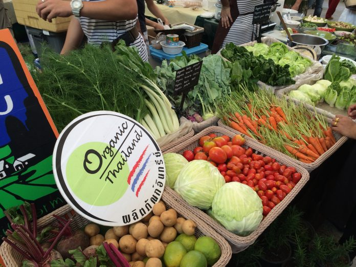 THAILAND TARGETS BECOMING ASEAN'S LEADER IN ORGANIC FARMING