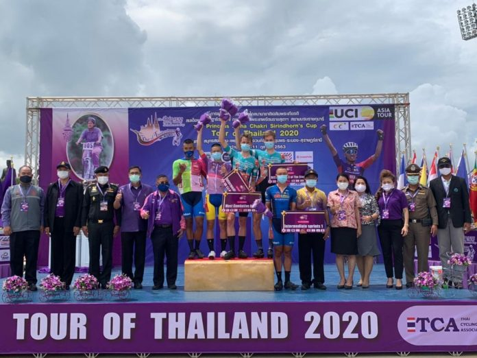 THE TOUR OF THAILAND 2020 TOURS THE ROYAL COAST