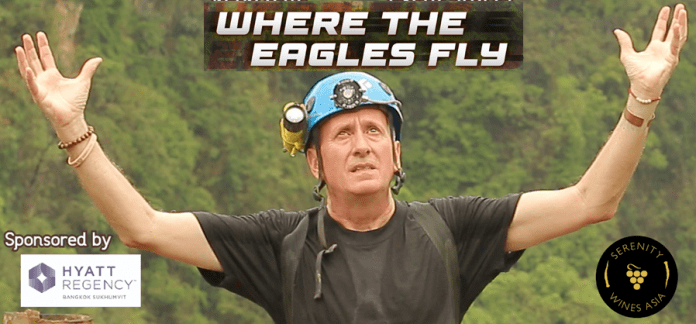 """WHERE THE EAGLES FLY"" - THE CAVES RESCUE SONG AND VDO"