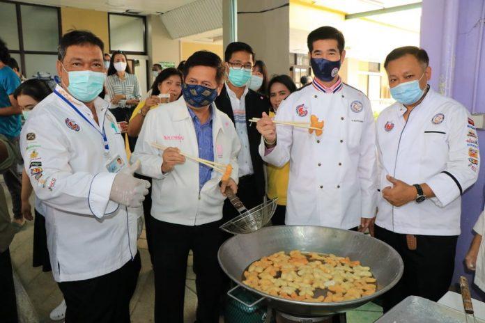 WORLD INTERNATIONAL CHEF'S DAY AT HUA HIN HOSPITAL