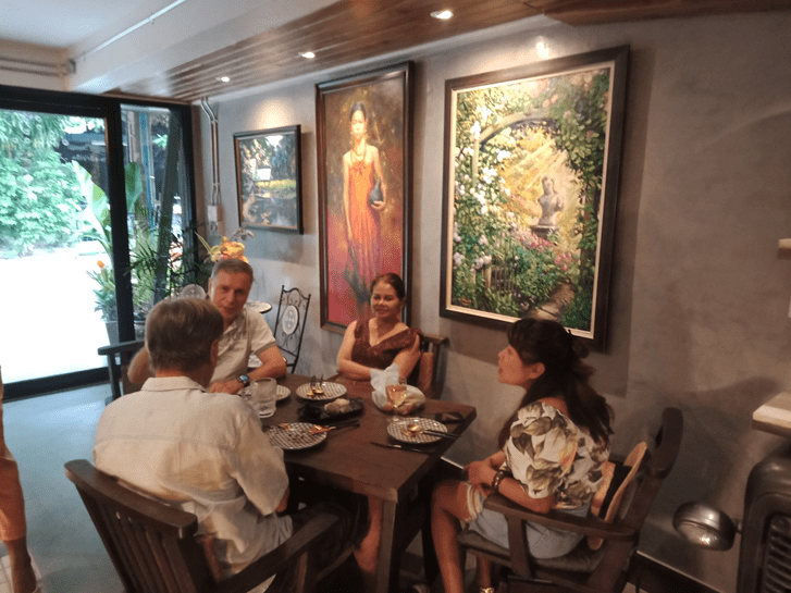'COFFEE-ME' – SOPHISTICATED COFFEE AND MUCH MORE IN CHA-AM