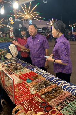 HUA HIN RED CROSS FAIR 2020 UNDERWAY