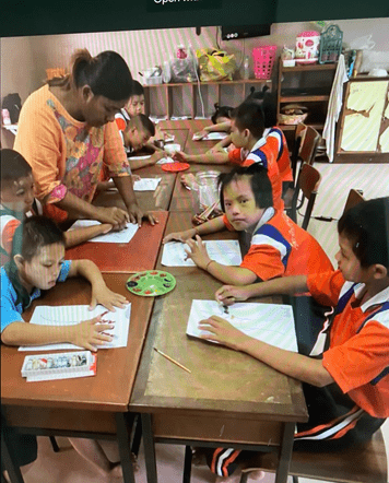 'THAI VOICES' – ROTARY SUPPORTING BIG CHANGES IN EDUCATION FOR CHILDREN WITH LEARNING DIFFICULTIES