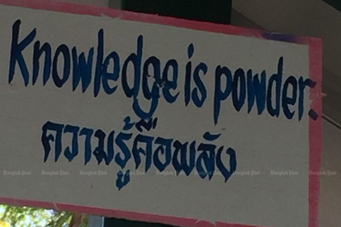 THAILAND'S ENGLISH LANGUAGE PROFICIENCY RATED LOW, VERY LOW!