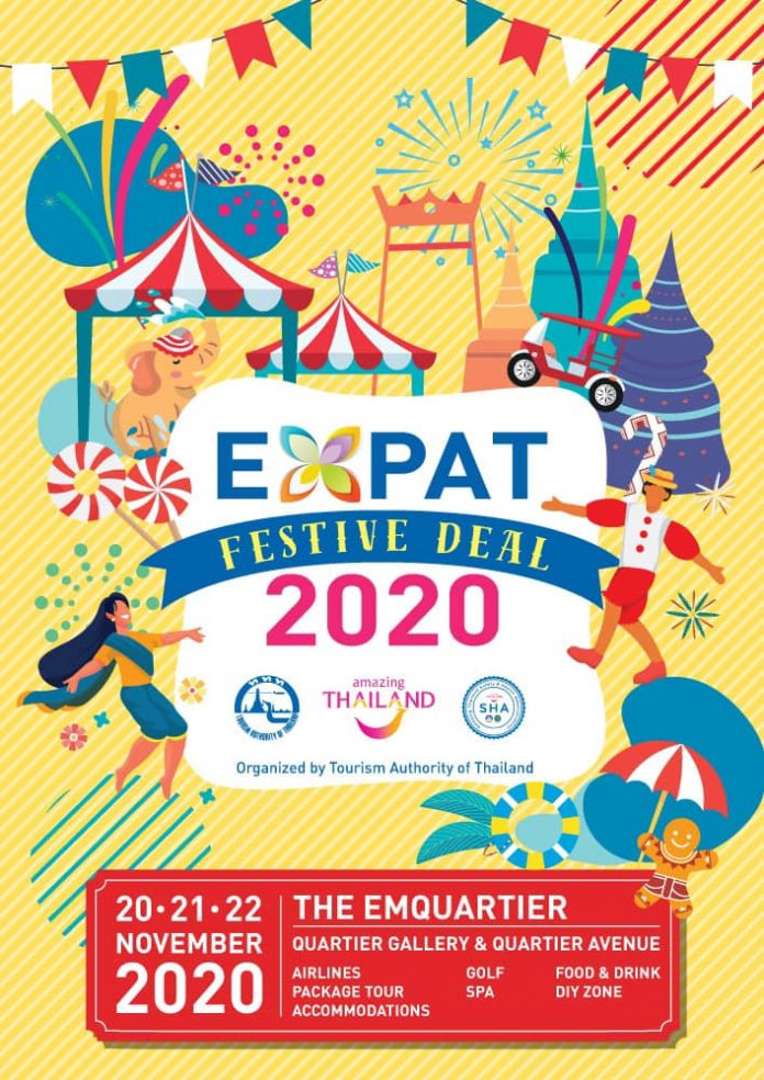EXPAT FESTIVAL DEAL 2020 IN BANGKOK