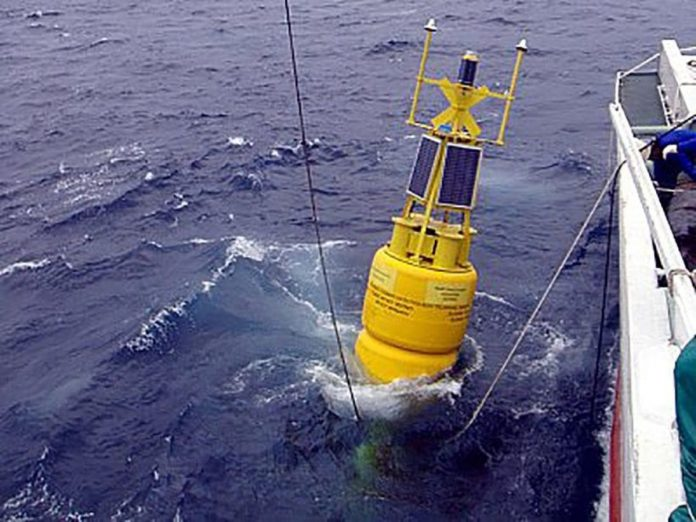 THAILAND'S TWO TSUNAMI-WARNING BUOYS BACK IN ACTION SOON