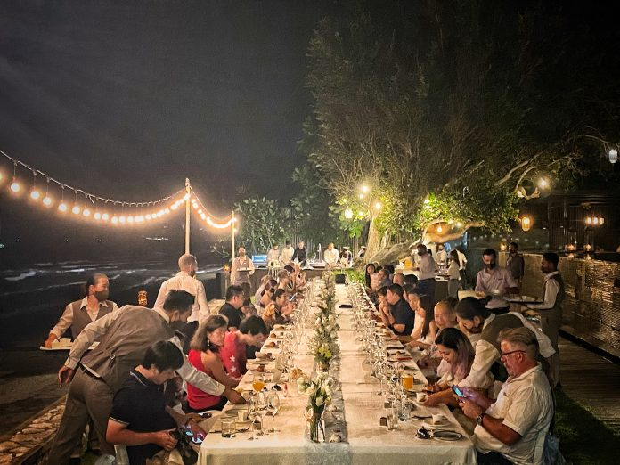 THE PERFECT PLEASURE OF MICHELIN STAR DINING AT V VILLAS