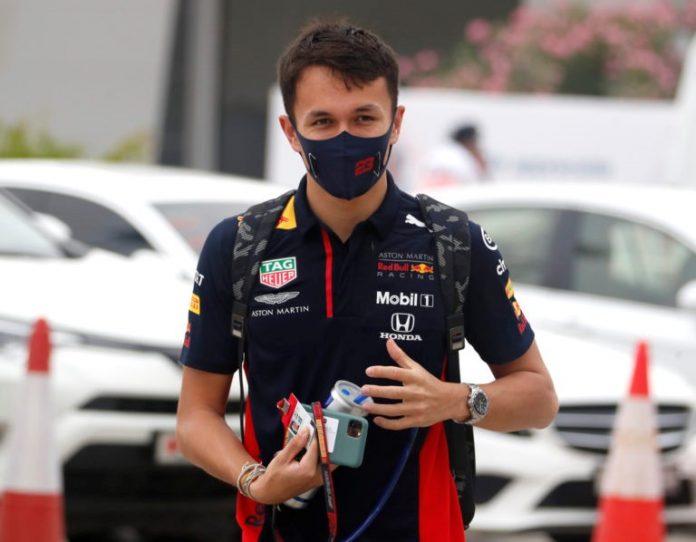 THAILAND'S ALEX ALBON'S F1 CAREER ON THE LINE